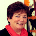 Caroline Keyn pittrice